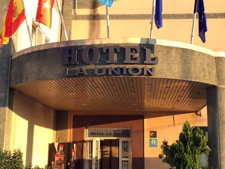 Hoteles Booking Fuenlabrada Humanes Madrid